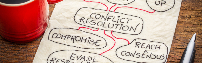konfliktstil